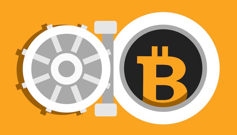 Bitcoin IRA Storage